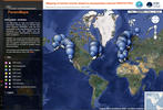 Mapping of harmful events related to phytoplankton blooms (PROTOTYPE)